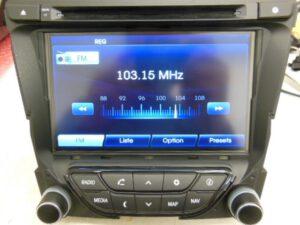 Hyundai Radio Reparatur
